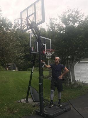 Rebok basketball hoop for Sale in Easton, CT