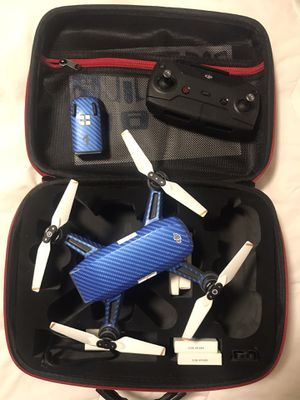 DJI spark with extra battery for Sale in Fontana, CA