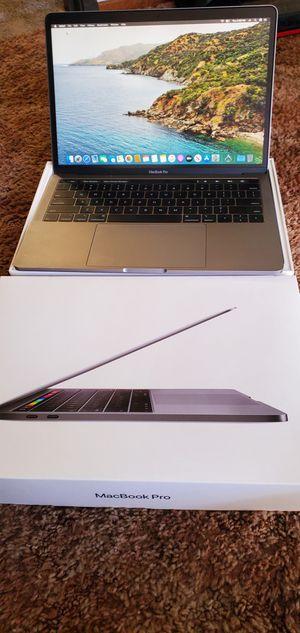 2019 Macbook pro Touchbar Touch id under warranty for Sale in Stockton, CA