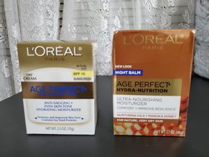 Loreal moisturizer for Sale in NEW CARROLLTN, MD