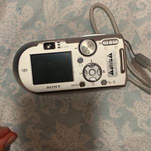 Cyber-Shot Camera for Sale in Carpentersville, IL