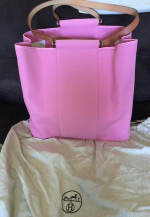 (Authentic) Hermes Beach Bag for Sale in MD, US