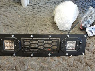 2015 To 2019 Chevy Silverado GMC Sierra Front Bumper Lower Grille for Sale in Park Ridge,  IL