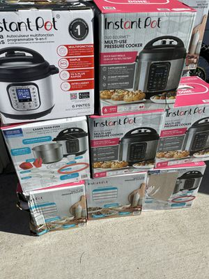Instant pot for Sale in Murrieta, CA