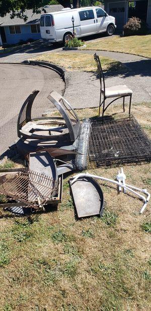 Free Scrap Metal for Sale in Beaverton, OR