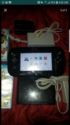 Nintendo Wii U console for Sale in Gloucester City, NJ