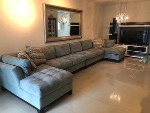 Comfy XL family room sofa for Sale in Seminole, AL