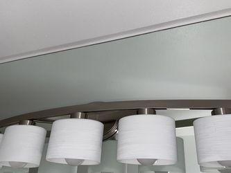 Vanity Light Brushed Nickel for Sale in Auburn,  WA