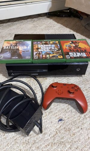 Xbox One for Sale in Uxbridge, MA