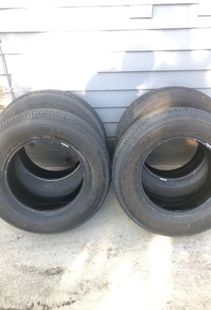 Bridge stone Duelers HT for Sale in Bend, OR