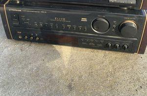 Pioneer VSX-99 Audio/Video Stereo Receiver for Sale in Harrisonburg, VA