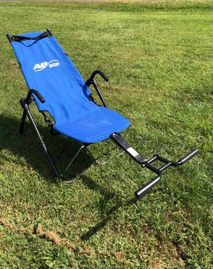 Abdominal Exerciser Chair for Sale in East Greenbush, NY