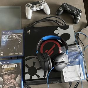 PS4 Pro Bundle for Sale in Portland, OR