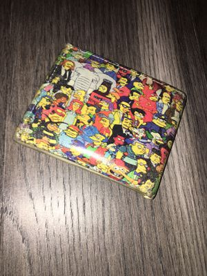 The Simpson Wallet for Sale in Chicago, IL