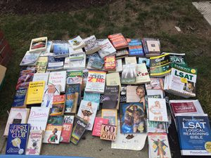 Books!!! $1 each - in Milford for Sale in CT, US