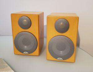 Monitor Audio Radius 90 Bookshelf Speakers for Sale in Queens, NY