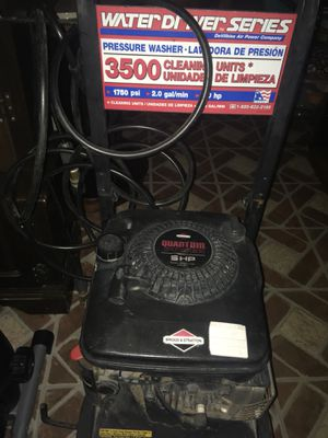 Briggs and Stratton 5HP Pressure washer for Sale in Chandler, AZ