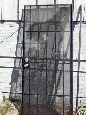 Security screen used for Sale in La Mesa, CA