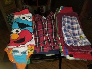 Bundle of Boy's size 12M clothes for Sale in Rossville, GA