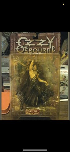 Ozzy-Blizzard of Oz Action Figure (McFarlane) for Sale in Kenner, LA
