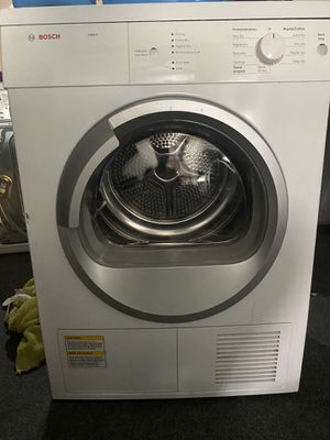 "BOSCH 24"" stackable Washing & Dryer for Sale in Chicago, IL"