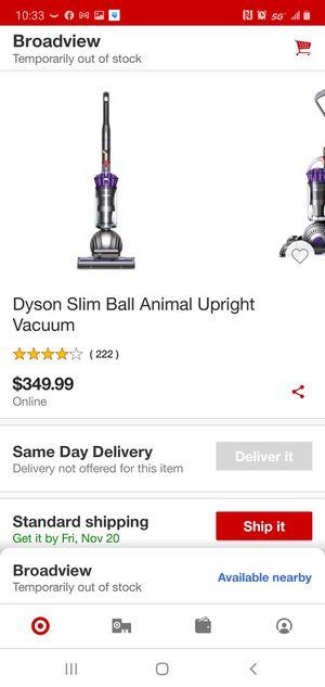 Dyson Slim Ball Animal Upright Vacuum NEW IN BOX for Sale in Cicero, IL
