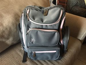 Jeep (pink and grey ) diaper bag for Sale in Glendale, AZ