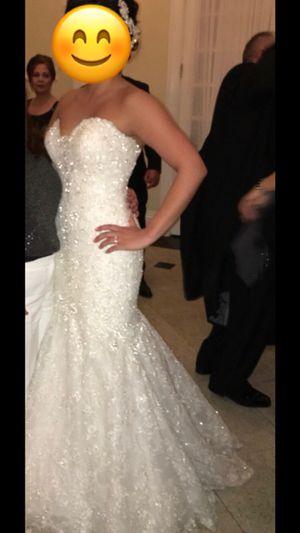Allure c200 wedding dress... for Sale in Fairview, NJ