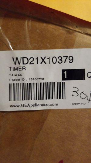 GE Dishwasher Timer WD21X10379 for Sale in Mesa, AZ