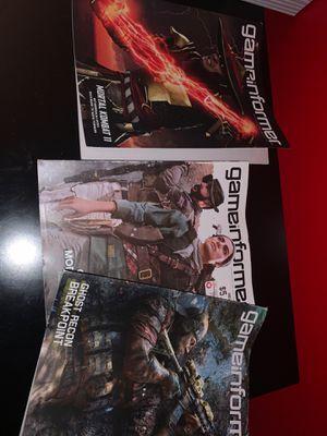 gameinformer magazine bundle for Sale in Bridgeville, DE