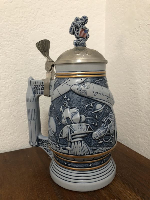 Avon 1991 Conquest of Space Stein