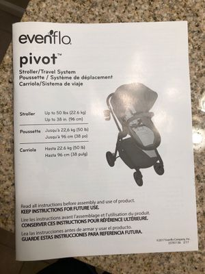 Baby Stroller/ Car seat for Sale in East Haddam, CT