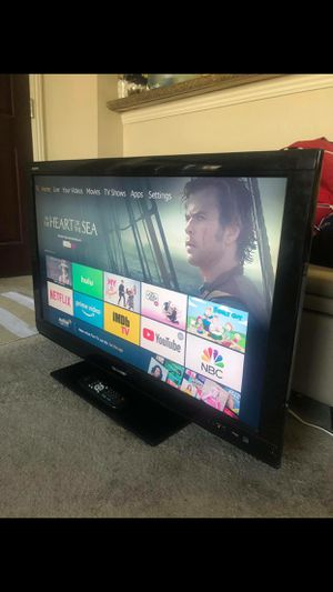 """Sharp Aquos 40"""" TV (not a smart TV) for Sale in Lakeside, CA"""