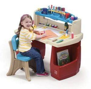 Art Deluxe Kids Desk Toddler Colorful for Sale in Los Angeles, CA