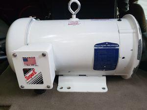 Baldor 5 hp Super E Washdown Duty Motor for Sale in Salt Lake City, UT