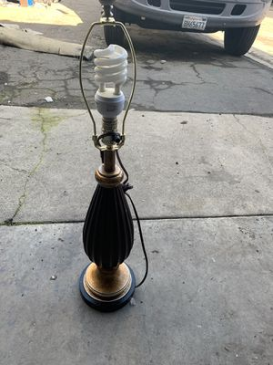 Used hotel lamps for Sale in Fullerton, CA