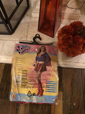 """Halloween Costume """"Super Girl"""", size small for Sale in Saginaw, TX"""