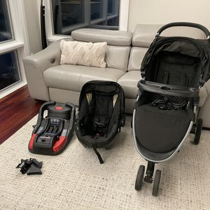 Best Travel System: Britax B-Agile B-Safe 35 Travel System for Sale in Tigard, OR