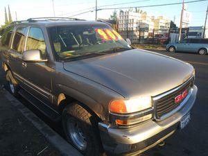 For parts 2002 gmc Yukon for Sale in Stockton, CA