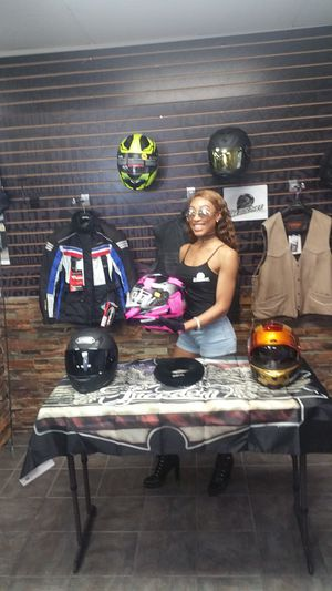 Women motorcycle helmet brand new $49 All Rider Gear for Sale in San Diego, CA