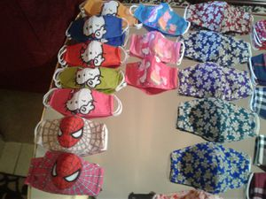 New Washable Reusable face masks for Sale in Tolleson, AZ