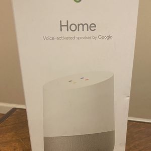 Google Home: Brand New, Never Opened for Sale in Fresno, CA