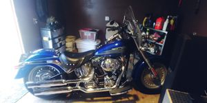 2007 Harley Davidson Fatboy for Sale in Lerona, WV