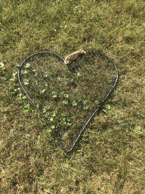 Large hanging heart for Sale in Pine River, MN