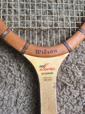 Tennis racket over 70 years old for Sale in Orlando, FL