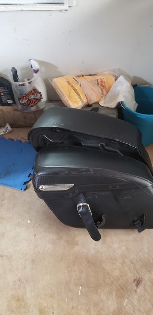 Harley Davidson saddlebags for Sale in Manassas, VA