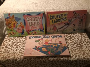 Candy land game pictures for Sale in O'Fallon, MO