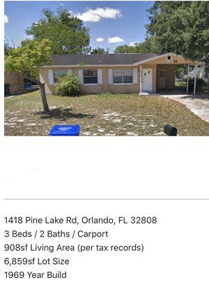 🏡💰☎️🔥🙏 for Sale in Orlando, FL