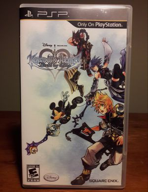 Kingdom Hearts PSP Video Game for Sale in Marietta, GA
