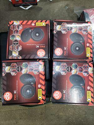 DB Drive Pro audio Mid for Sale in Dallas, TX